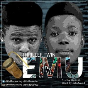 Thriller-Twin-@Thrillerbancing-EMU